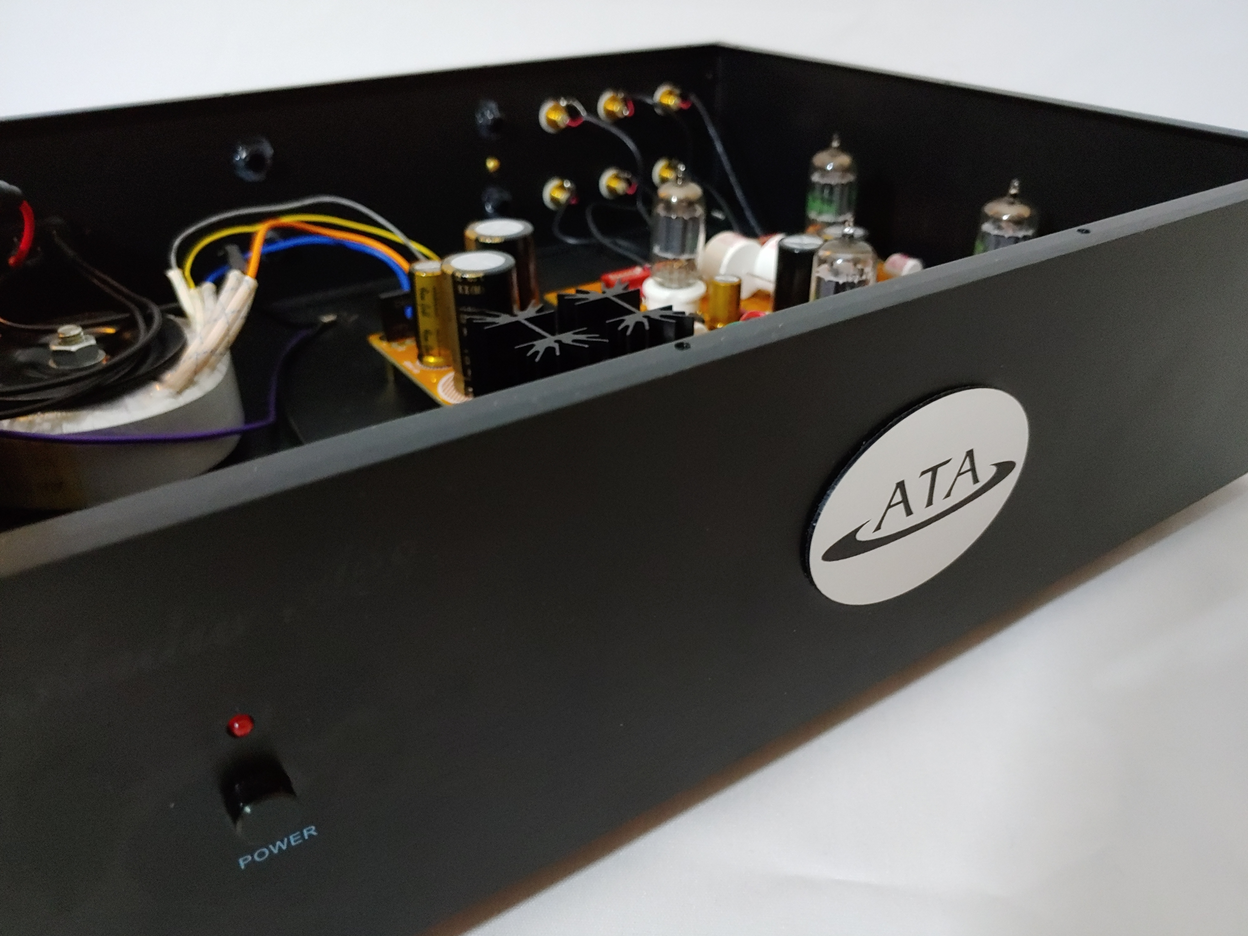 All Tube Stand Alone Phono Stage MM